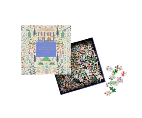 Rifle Paper Co. Jigsaw Puzzle, Camont