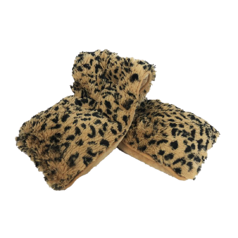 Leopard Warmies Neck Wrap