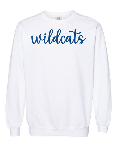 Wildcats Crew, White