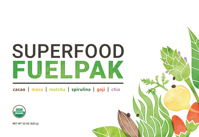 What is the Joyfuel Superfood FuelPak?
