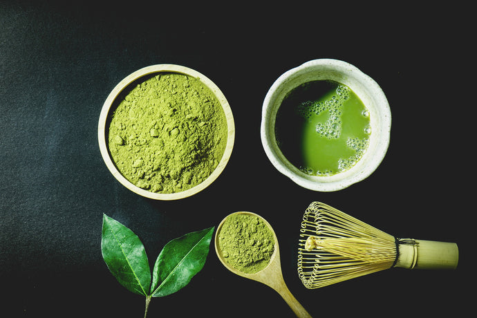 Traditional Matcha Green Tea