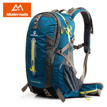 BACKPACK for SERIOUS Backpacking, Camping, Hiking, Mountain Climbing Equipment 40L or 50L Sizes for Men, Women, Teenagers.