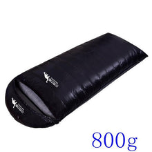 DUCK DOWN SLEEPING BAG Ultralight Water Resistant