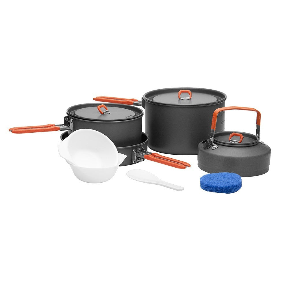 OUTDOOR COOKWARE for Camping, Hiking,  Backpacking