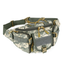 Waist Bag, Waterproof, Tactical with Large Pocket and storage facilities for Men and Women.