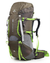 BACKPACK  LARGE 2.5 cu. ft.  Professional CR System for Excellent Backpacking Experience for Men and Women