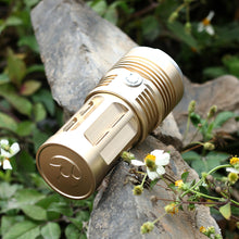 Flashlight Cree LED XML T6, 5000 Lumen, High Power Flashlight
