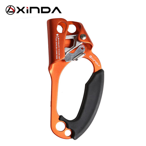 Ascender, Rock Climbing & Mountaineering Professional Right Hand Grasp Device