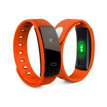 Smart Wristband LED, Heart Rate Monitor, Alarm Clock, Watch, Blood Pressure, Pedometer, Fitness Tracker, for Android, iOS