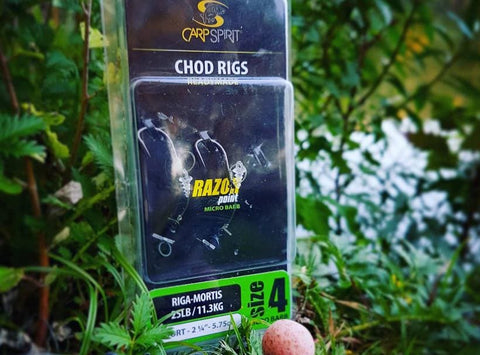 Carp Spirit - Chod Rig - Barbed Rig Accessories