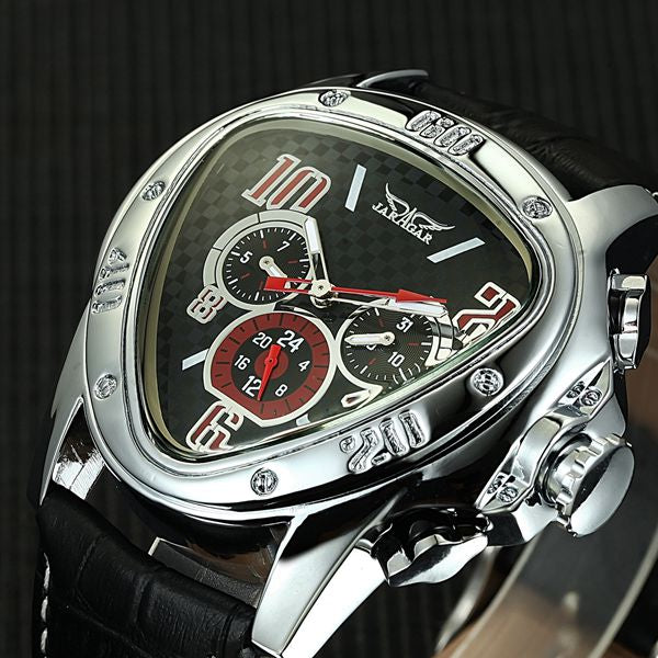 Jaragar Ultimate Luxury Sports Racing Watch