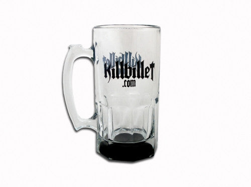 KillBillet Beer Mug 25oz