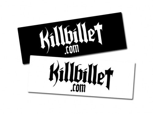 Killbillet Bumper Sticker