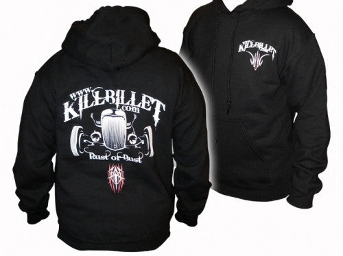 The New KillBillet Hoodie
