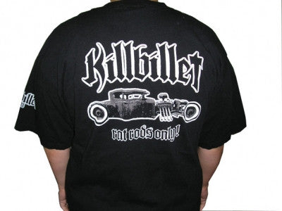 "Killbillet ""Classic Rat"" T Shirt"