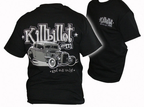 "KillBillet ""Rockabilly"" T-Shirt"