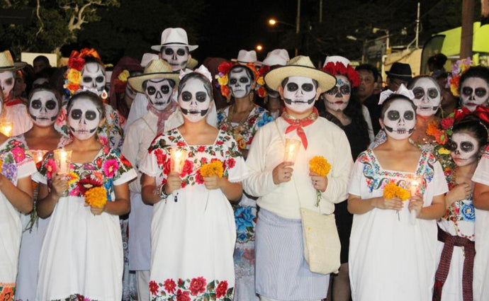 Dia de Los Muertos in Yucatan Merida October 30 to November 4, 2018