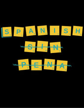 Kids Spanish Sin Pena T-Shirt