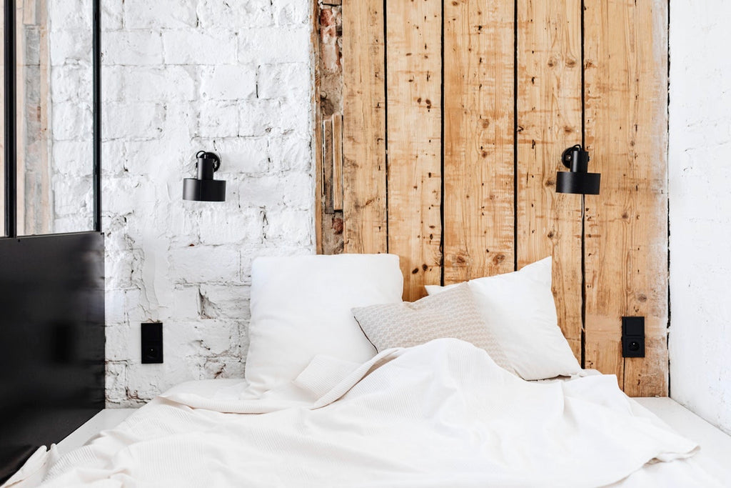 Five items to restyle your bedroom