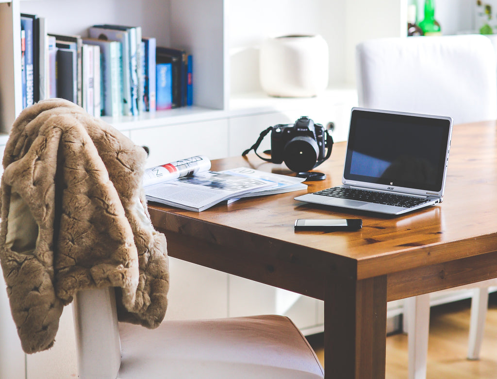 Style Guide: Working from Home with Family