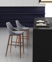 Load image into Gallery viewer, Kyle Bar Chair - Dark Gray