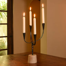 Load image into Gallery viewer, Double Arch Candle Holder