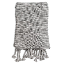 Load image into Gallery viewer, Organic Cozy Knit Throw