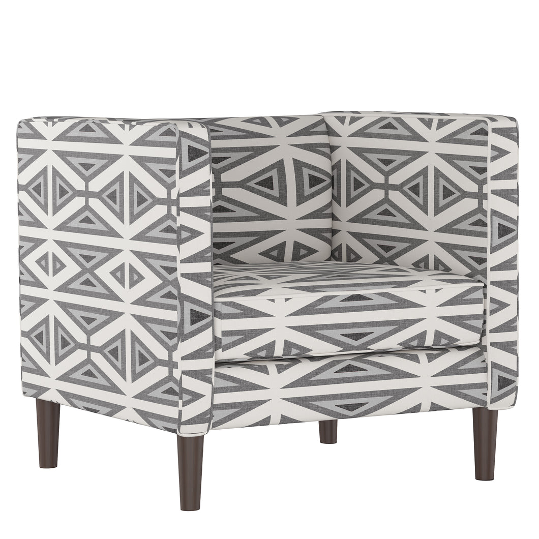 Clemens Chair in Navajo Grey