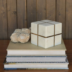 Cube Paperweight