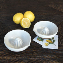 Load image into Gallery viewer, Claire Ceramic Citrus Reamer
