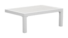 Load image into Gallery viewer, Northwood Attached Side Table - White