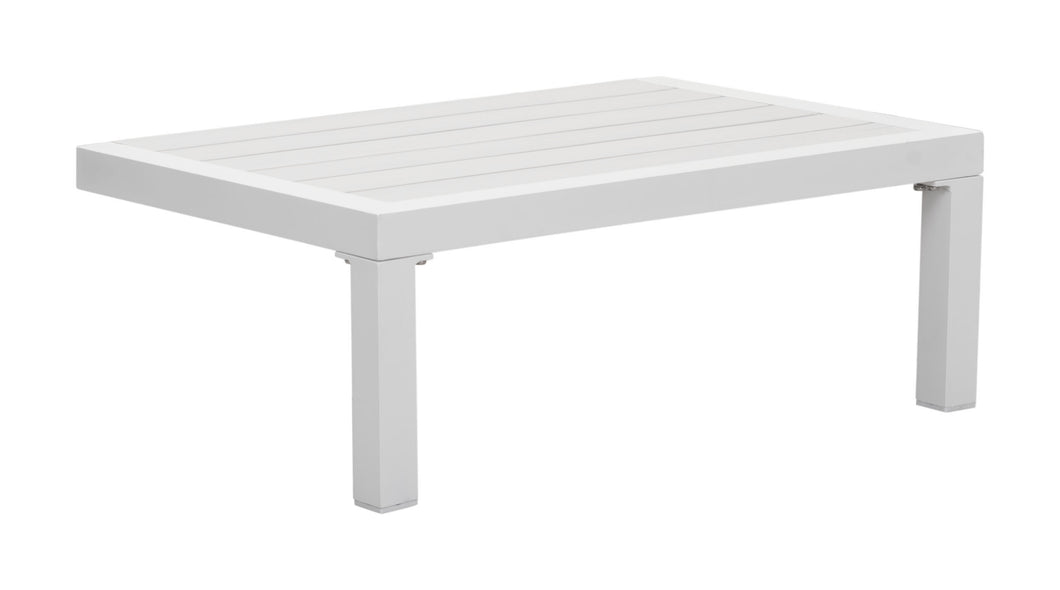 Northwood Attached Side Table - White