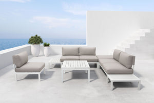 Northwood Loveseat - White