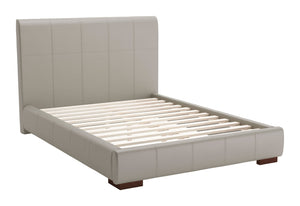 Aspect Bed - Gray