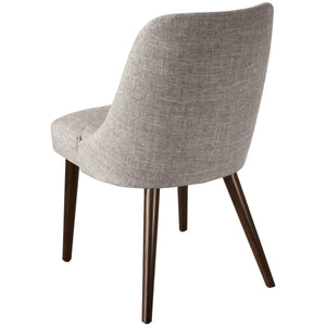 Esther Dining Chair in Feather