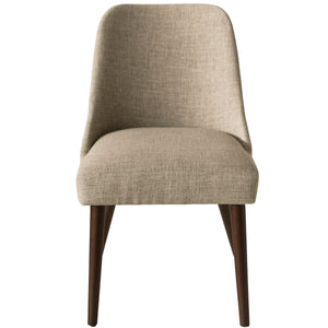 Esther Dining Chair in Tan