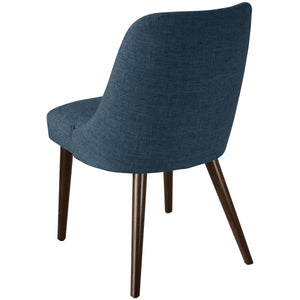 Esther Dining Chair in Navy