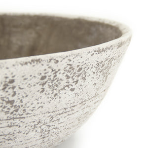 Whitewash Bowl - 2 sizes