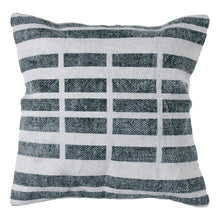 Load image into Gallery viewer, Broken Stripe Pillow - 3 sizes