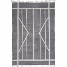 Load image into Gallery viewer, Block Print Rug - 2 sizes