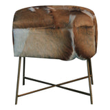 Cowhide Stool