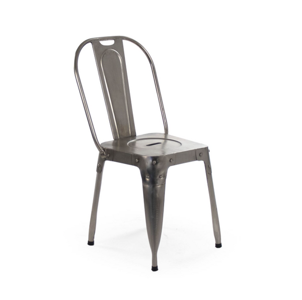 Industrial Side Chair - 2 colors