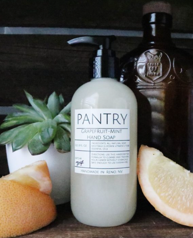 All-Natural Hand Soap