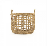 Water Hyacinth Baskets (S/3)