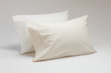 Load image into Gallery viewer, Coyuchi 300 TC Organic Percale Pillowcase Set/2