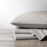 Coyuchi 300 TC Organic Percale Sheet Set