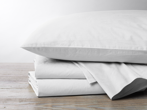 Coyuchi 300 TC Organic Percale Pillowcase Set/2