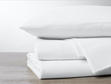 Coyuchi Cloud Brushed Organic Flannel Sheet Set