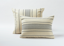 Load image into Gallery viewer, Coyuchi Rippled Stripe Organic Sham