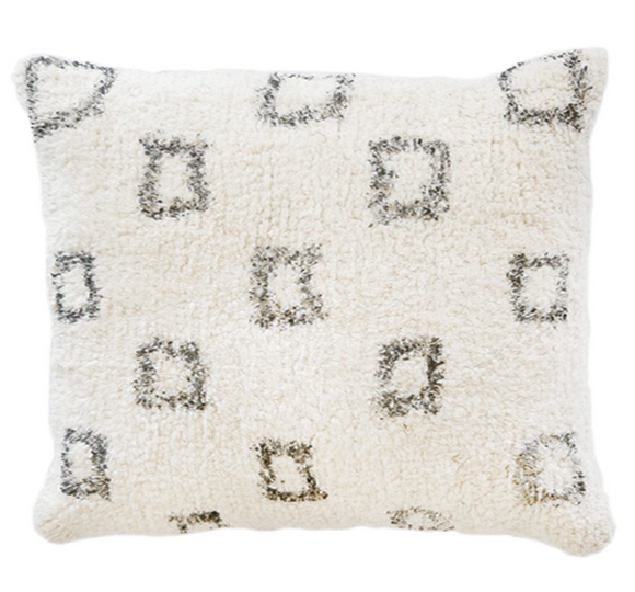 Cutters Handwoven Pillow